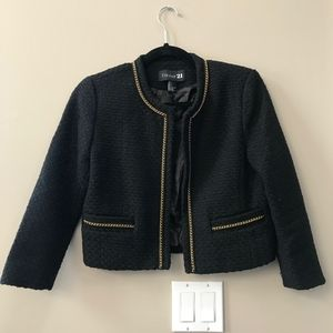 Forever 21 Quilted Blazer